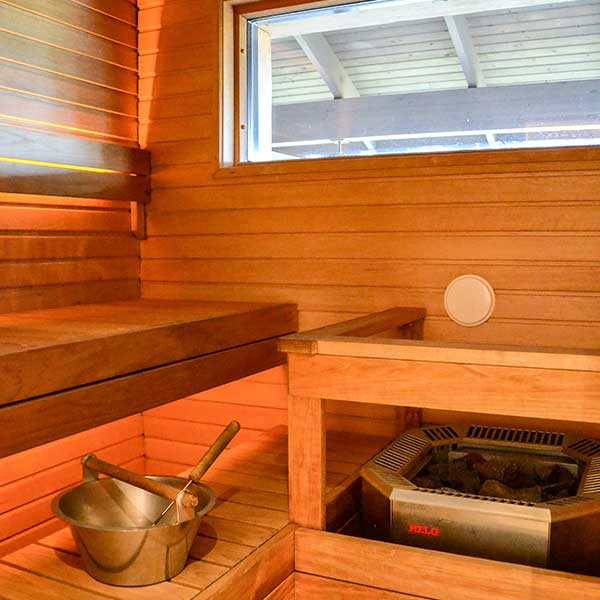 Sauna | Kelokoto Ruka