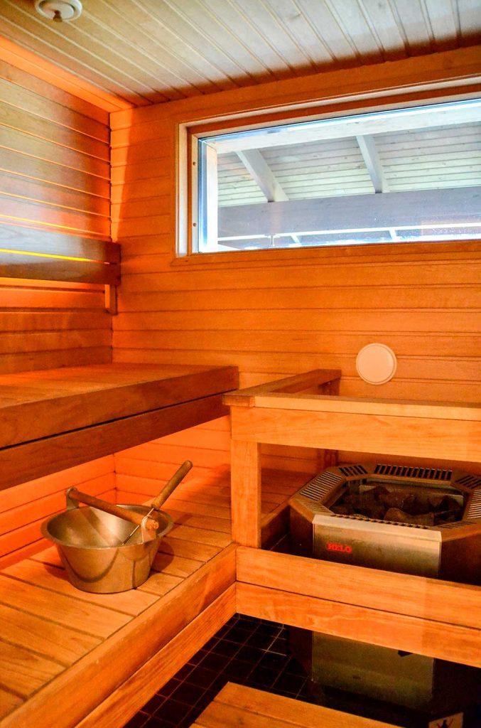 Sähkösauna | Electrical sauna