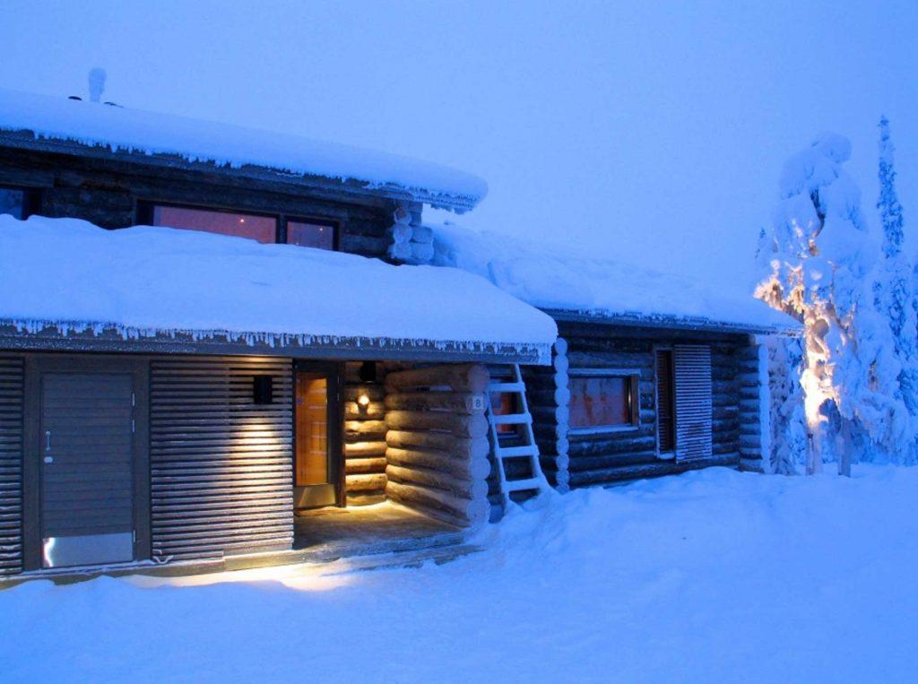 Kelokoto talvella | Kelokoto in winter